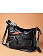 Leather Organiser Handbag