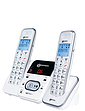 Twin Amplified Cordless Telephone And Answer Machine