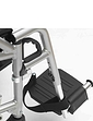 Luxury Transit Aluminium Wheelchair
