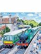 Railway Jigsaw