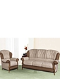 Queen Anne 3 Seater and 2 Chairs