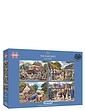 The Evacuees Jigsaw Boxed Set