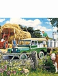 The Farmers Round - Gibsons 4 x 500-Piece Jigsaw