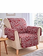 Reversible Quilted Chair Protector