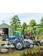 Tractors 4 x 500 Piece Jigsaw Set