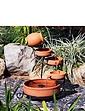 Terracotta Solar Fountain
