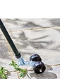 Wheeled Assist Patio Weed Remover