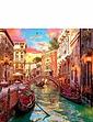 Venice Romance 1000 Pc Jigsaw