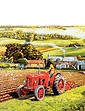 Tractors at Work Boxed Set of Jigsaw Puzzles
