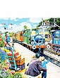 Railway Heritage 2 Boxed Set of Jigsaw Puzzles