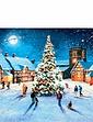 Christmas Celebrations Boxed Set of Jigsaw Puzzles
