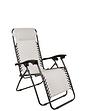 Beige Dreamcatcher Relaxer Chair