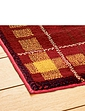 Tartan Wool Effect Rug 160x225