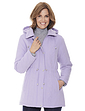 Embroidered Microfibre Jacket
