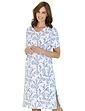 Pack of 3 Short Sleeve Print Nightdresses