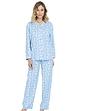 Print Woven Viscose Pyjama
