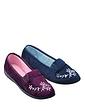 Ladies Lucky Dip Slippers