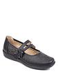 Touch Fasten Strap Shoe