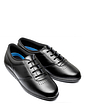 Freestep Washable Leather Lace Up Leisure Shoes