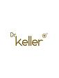 Dr Keller Wide Fit Pearl Trim Leisure Shoe