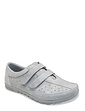 Ladies Cushion Walk Touch And Close Leisure Shoe