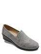 Ladies Metallic Comfort Shoe