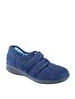 Eunice Wide Fit Ladies 6E-8E Slipper