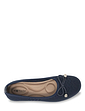 Bow Trim Cushioned Insole Shoes