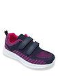 Touch Close Wide Fit Lightweight Mesh Leisure Shoes