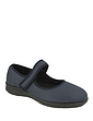 DB Touch Fasten Stretch Wide Fit 6E-8E Slippers
