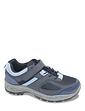 Wide Fit Bungee Touch Fasten Walking Shoe