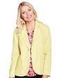 Tailored Linen Jacket