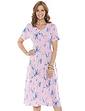 Viscose Print Tea Dress
