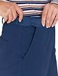 Brushed Cotton Hidden Elastic Waist Trouser