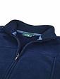 Bonded Fleece Zipper