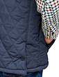 Champion  Arundel Quilted Woven Gilet With Fleece Lining