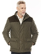 Champion Fleece Lined Quilted Jacket