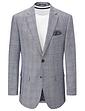 Skopes Furnari Tailored Check Jacket