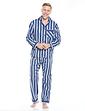 Brushed Cotton Stripe Pyjama