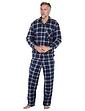 Tootal Brushed Cotton Yarn Dye Check Pyjamas
