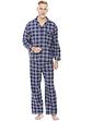 Mens Brushed Cotton Pyjamas