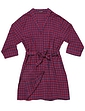 Rael Brook Brushed Cotton Dressing Gown