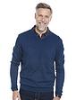 Fine Gauge V Neck Sweater