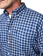 Champion Woven Check Shirt With Button Down Collar