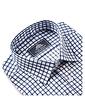 Rael Brook Classic Fit Checkerboard Single Cuff Shirt