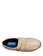 Lincoln Leather Touch Fasten Shoe