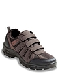 Touch Fasten Wide Fit Walking Shoe