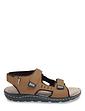 Dr Keller Leather Wide Fit Sandal