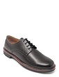 Leather Lace Shoe With Grip Sole