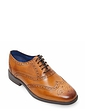 Mens Padders Oxford Wide G Fit Lace Shoe